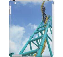 Wicked Twister Roller Coaster Spiral iPad Case/Skin