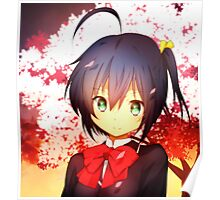 Rikka No Eye Patch Poster