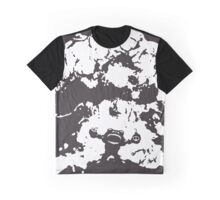 Ziggs Explosion Black&White Graphic T-Shirt
