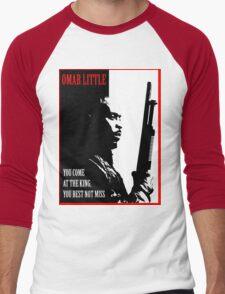 Don't Miss the King Men's Baseball ¾ T-Shirt