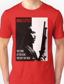 Don't Miss the King Unisex T-Shirt