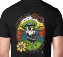 A Weathered Sailor (Blackout Edition) Unisex T-Shirt
