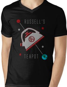 Russell's Teapot Mens V-Neck T-Shirt