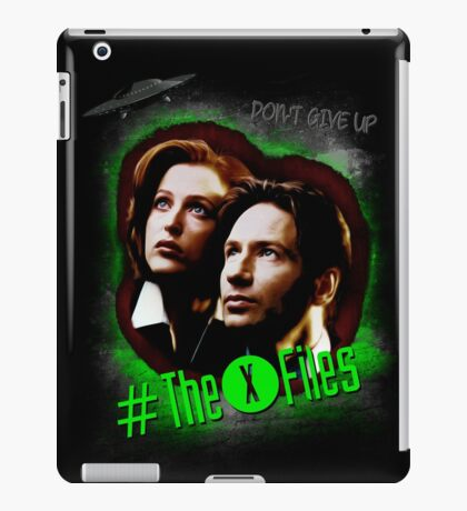 Don't Give Up iPad Case/Skin