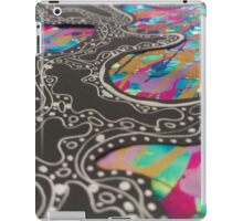 Colours and shades iPad Case/Skin