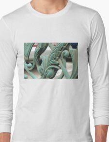 Ornate Long Sleeve T-Shirt