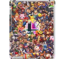 Smash Brothers iPad Case/Skin