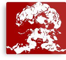 Ziggs Explosion Color Metal Print