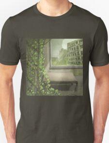An Abandoned Building Unisex T-Shirt