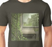 An Abandoned Building Unisex T-Shirt