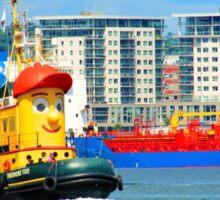 Halifax Harbour Sticker
