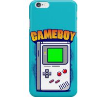 GAMEBOY iPhone Case/Skin