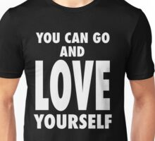 LOVE YOURSELF by Creachel Unisex T-Shirt