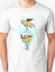 Keeping Distance Unisex T-Shirt