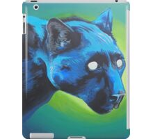 Acrylic Panther iPad Case/Skin