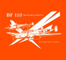 Messerschmitt BF 110 Kids Tee