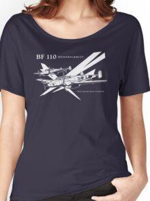 Messerschmitt BF 110 Women's Relaxed Fit T-Shirt