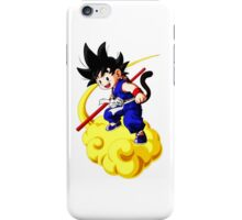 Songoku iPhone Case/Skin