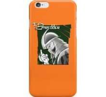 The Shredder - Ooze Canister Green iPhone Case/Skin