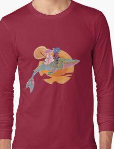 Let's Fly! Banzai! Long Sleeve T-Shirt