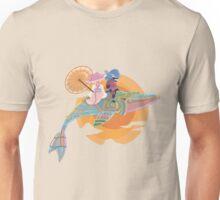 Let's Fly! Banzai! Unisex T-Shirt