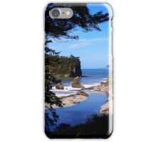 spectacular ruby beach, wa, usa iPhone Case/Skin