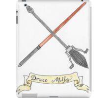 Draco Malfoy iPad Case/Skin