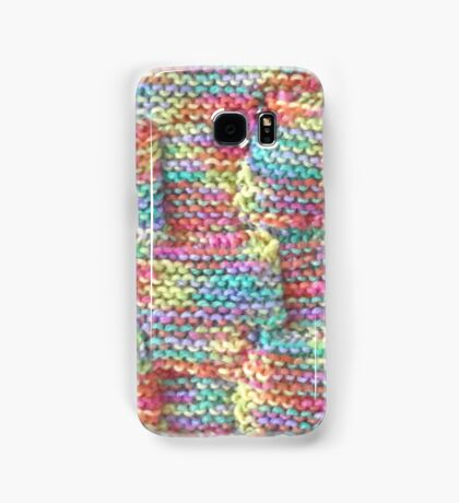 Knitted Art (detail) Samsung Galaxy Case/Skin