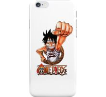 One Piece Luffy iPhone Case/Skin