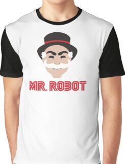 F-Society Mr Robot Graphic T-Shirt