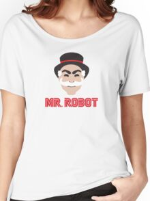F-Society Mr Robot Women's Relaxed Fit T-Shirt