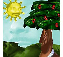 Everything in this picture is Snoop Dogg Photographic Print