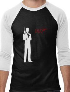 James Bond Men's Baseball ¾ T-Shirt