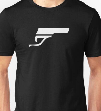 007 Gun Unisex T-Shirt