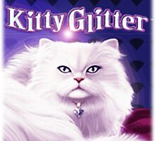 It's Kitty Glitter! She's here to take your soul. by michaelroman