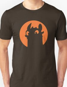 Toothless from How to Train funny nerd geek geeky T-Shirt