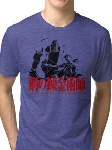 Fullmetal Alchemist Vector, Anime Tri-blend T-Shirt