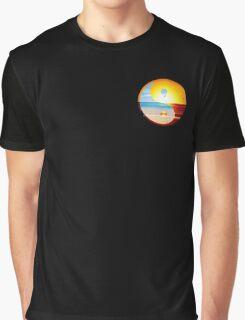 yin and yang ocean  Graphic T-Shirt