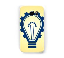 engineering bulb idea Samsung Galaxy Case/Skin