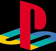 Vintage Playstation Logo by Gunther1234