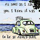 Adventure by Sharon Poulton