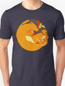 Charizard badge T-Shirt