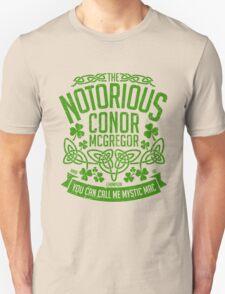 Conor McGregor Crest [Green] T-Shirt