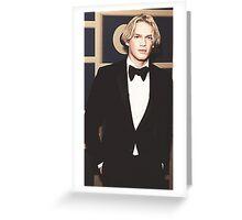 Cody Simpson Phone Case Greeting Card
