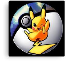 Pikachu  Canvas Print