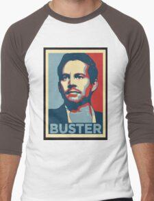 "Paul Walker/Brian O'Conner ""The Buster"" Men's Baseball ¾ T-Shirt"