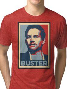 "Paul Walker/Brian O'Conner ""The Buster"" Tri-blend T-Shirt"