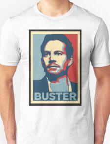 "Paul Walker/Brian O'Conner ""The Buster"" Unisex T-Shirt"