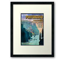 Portonuovo 2 Framed Print