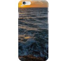 Sunset in Sicily iPhone Case/Skin